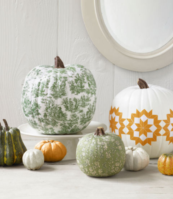 new ways to decorate your halloween pumpkins 19 - Ways To Decorate For Halloween