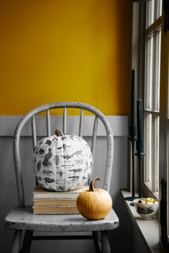 New Ways to Decorate Your Halloween Pumpkins (21)