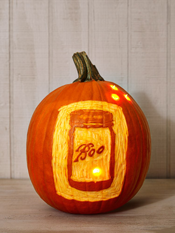 New Ways to Decorate Your Halloween Pumpkins (29)
