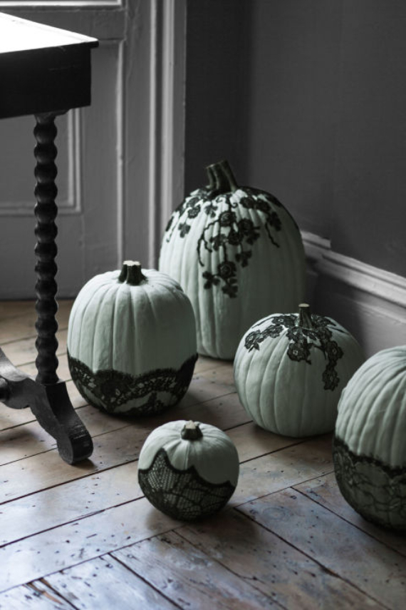 New Ways to Decorate Your Halloween Pumpkins (3)