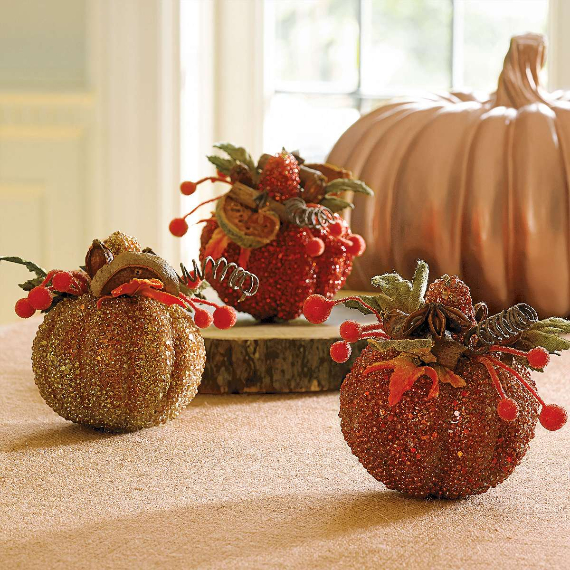 New Ways to Decorate Your Halloween Pumpkins (32)