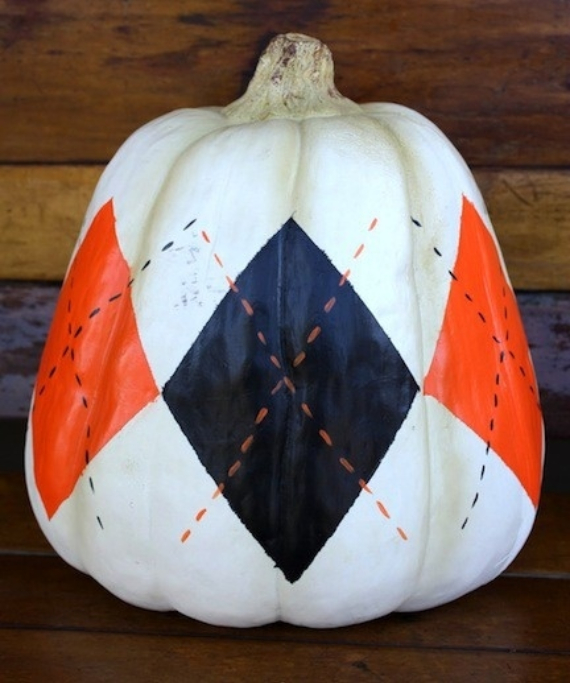 New Ways to Decorate Your Halloween Pumpkins (44)