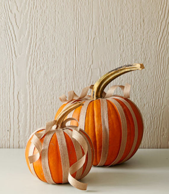 New Ways to Decorate Your Halloween Pumpkins (9)