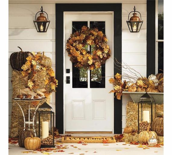 Simple Fascinating Autumn Interior Ideas   (12)
