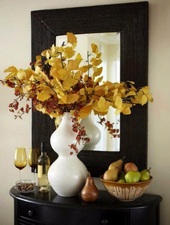Simple Fascinating Autumn Interior Ideas   (21)