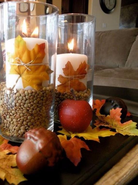 Simple Fascinating Autumn Interior Ideas   (27)