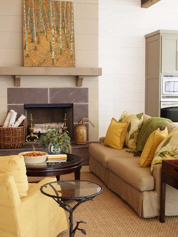 Simple Fascinating Autumn Interior Ideas   (30)