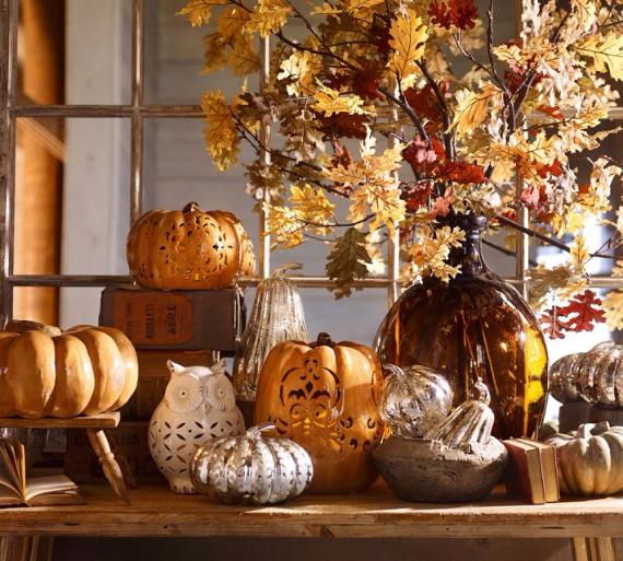 Simple Fascinating Autumn Interior Ideas   (36)