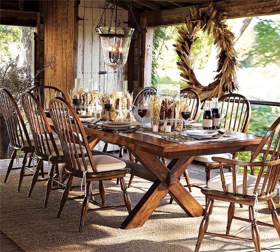 Simple Fascinating Autumn Interior Ideas   (4)