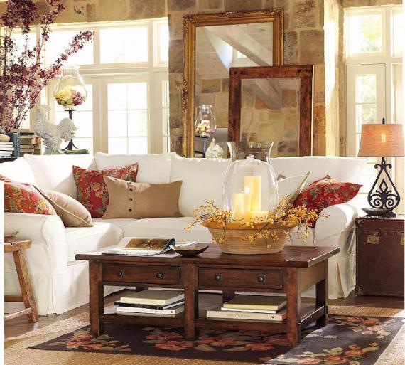 Simple Fascinating Autumn Interior Ideas   (40)
