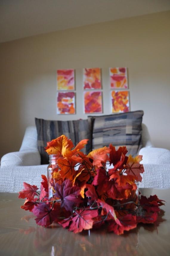 Simple Fascinating Autumn Interior Ideas   (6)
