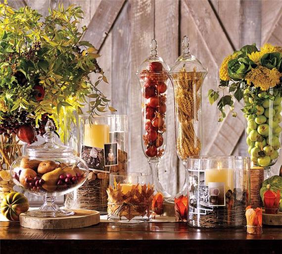 Simple Fascinating Autumn Interior Ideas   (7)