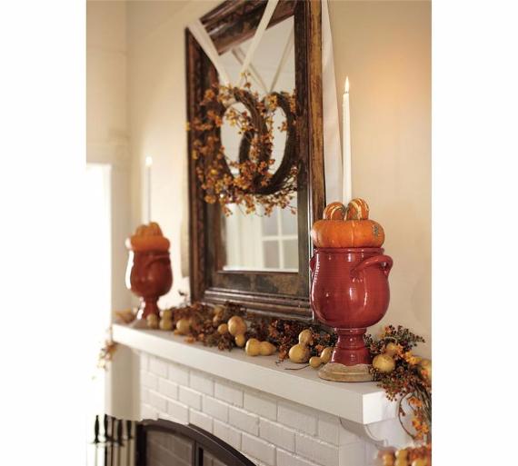 Simple Fascinating Autumn Interior Ideas   (9)