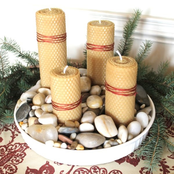 Advent Candles Ideas (13)