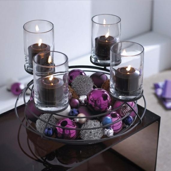 Advent Candles Ideas (29)