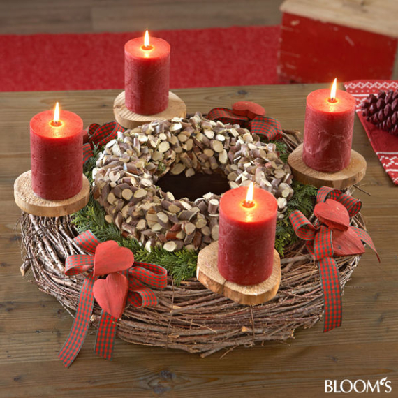 Advent Candles Ideas (3)