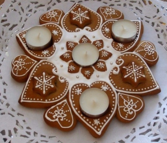 Advent Candles Ideas (46)