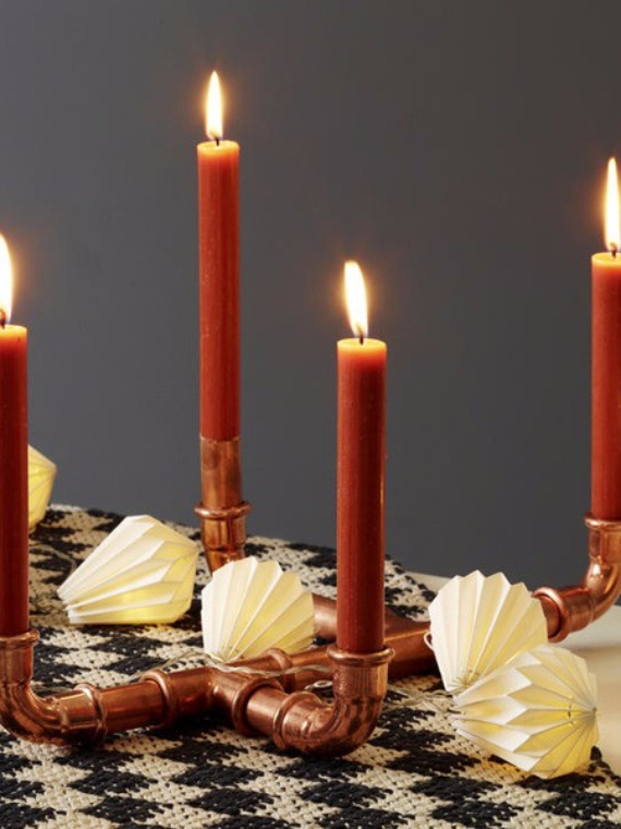 Advent wreath candles  (36)
