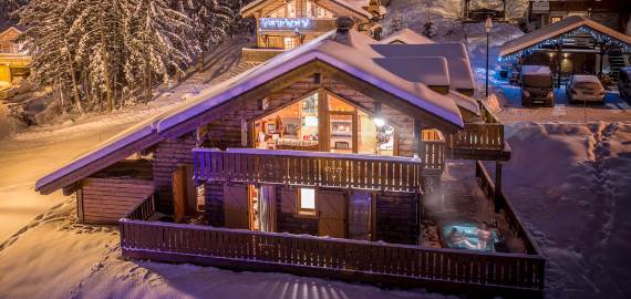 Alpine Escape A Wonderful Family CHALET- Chalet Pleroma (Sleeps 8)   (4)