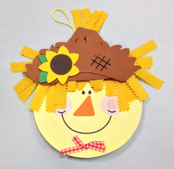 Autumn Paper Craft for Kids (1)
