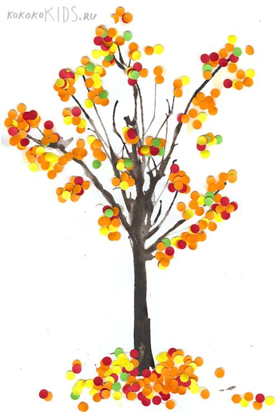 Autumn Paper Craft for Kids (21)