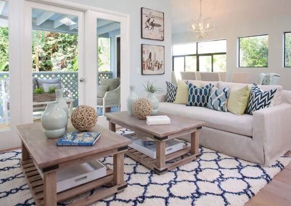 Chic Beach House Interior Design Ideas By Photographer Andrew ...