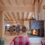 Comfort and Relaxation in the Swiss Alps: The Elegant Chalet Tuftra 4