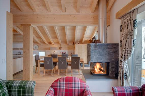 Comfort and Relaxation in the Swiss Alps The Elegant Chalet Tuftra 4   (14)