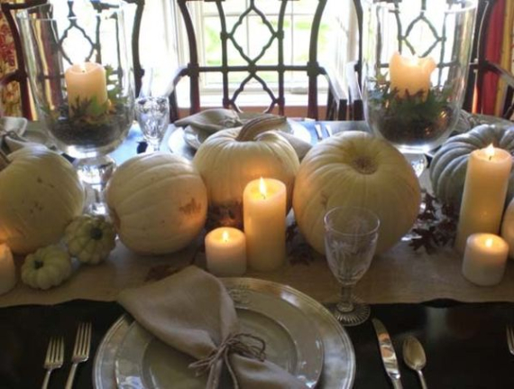 Cozy Ideas for Thanksgiving Decorations