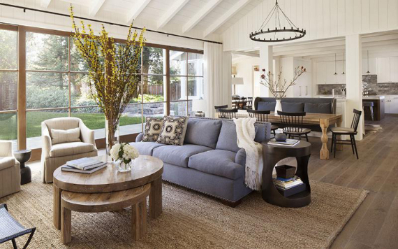 Cozy Luxury Holiday Home In California (2)