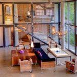 Delightful Home Amplifying The Beauty of Its Surrounding: The Heinz Julen Loft