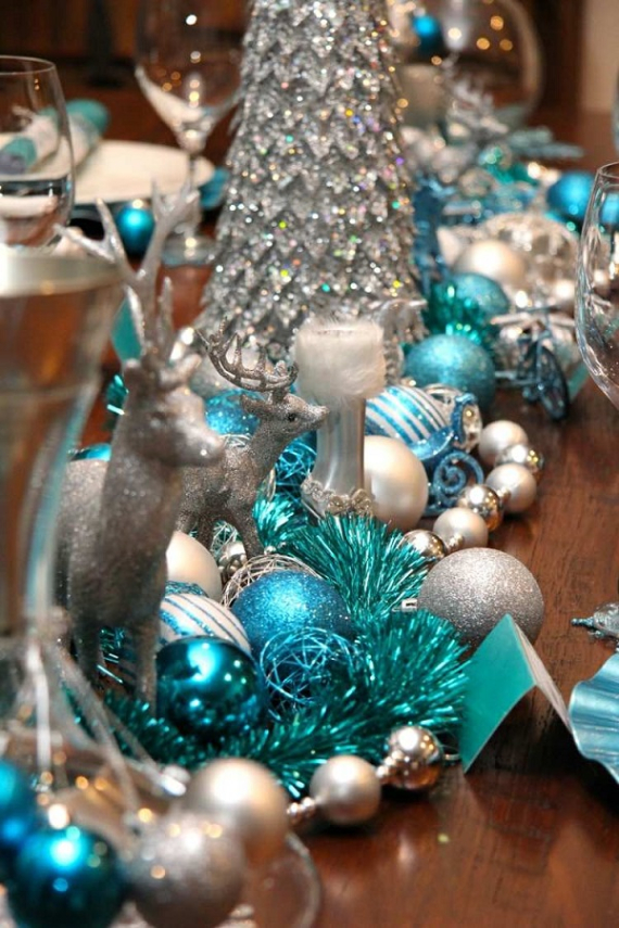 fairytale winter wonderland decorations ideas 10