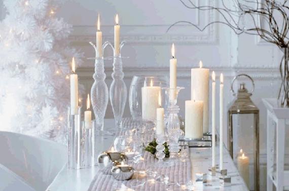 Fairytale Winter Wonderland Decorations Ideas (11)