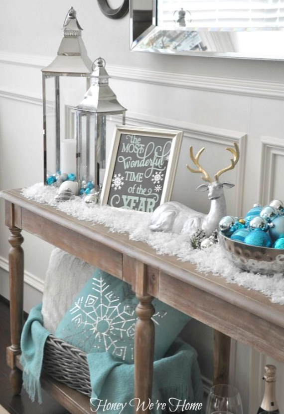 fairytale winter wonderland decorations ideas 2