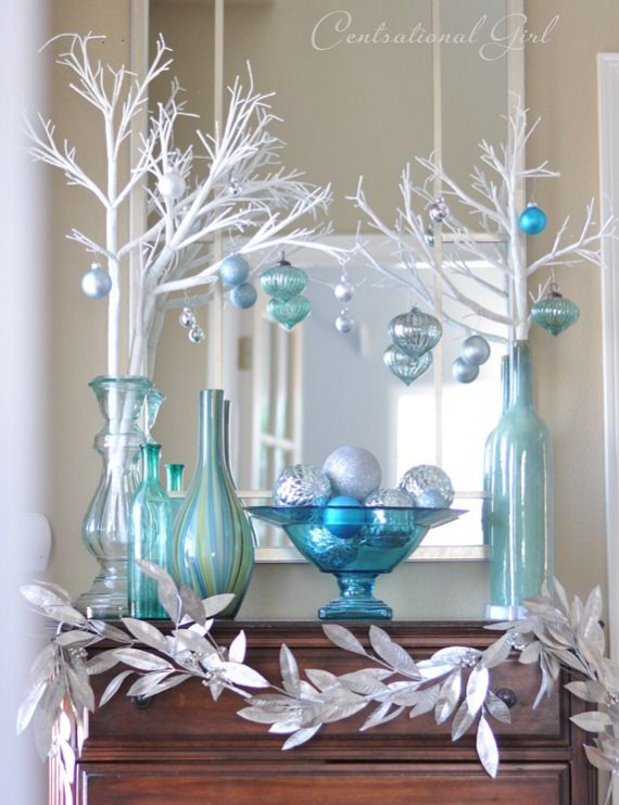 fairytale winter wonderland decorations ideas