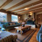 Ski Resort Winter Escape: Elegant Chalet Rachelle in the French Alps