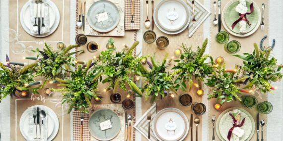 Stylish Thanksgiving Table Settings (1)