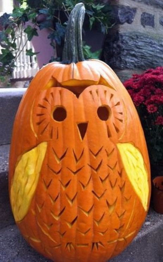 Ways to Decorate for Fall, Halloween and Thanksgiving With Pumpkins (45)