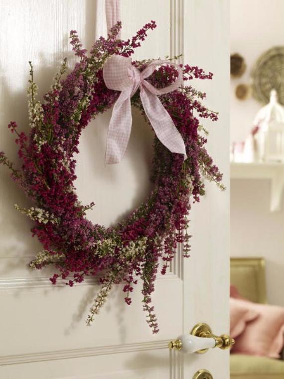15 Amazing Fall Wreath Ideas For Autumn spirit (11)