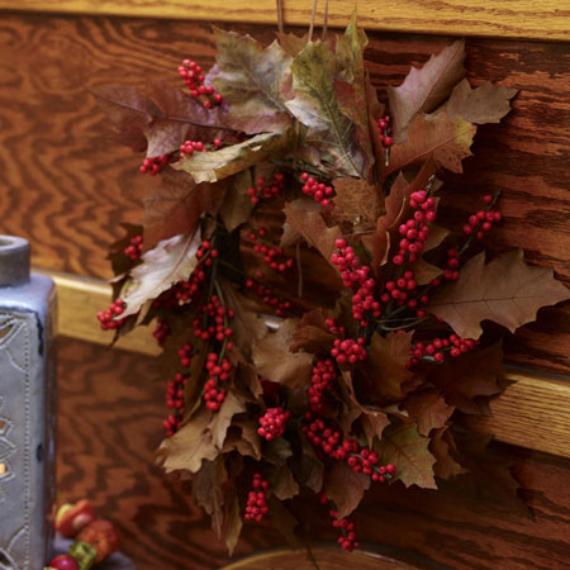 15 Amazing Fall Wreath Ideas For Autumn spirit (2)