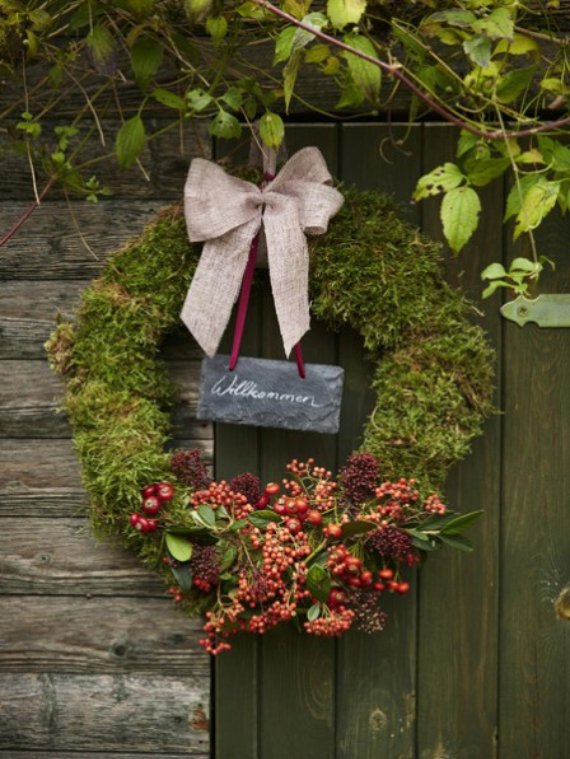 15 Amazing Fall Wreath Ideas For Autumn spirit (5)