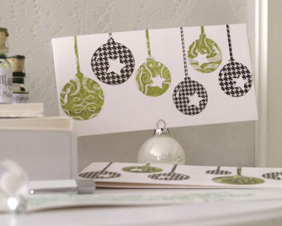 Beautiful DIY & Homemade Christmas Greeting Cards By Mail (4)