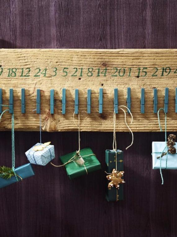 Christmas Advent Calendar Inspirational Ideas (24)