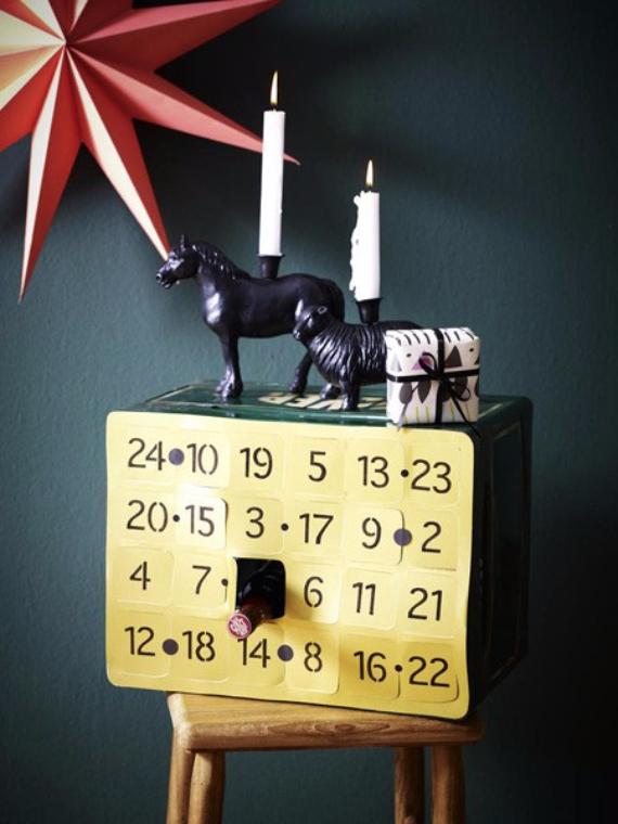 Christmas Advent Calendar Inspirational Ideas (25)
