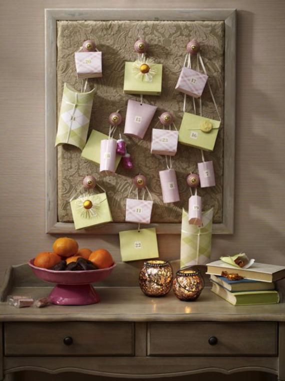 Christmas Advent Calendar Inspirational Ideas (30)