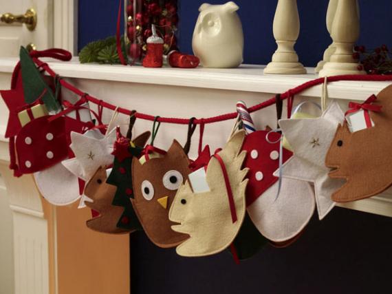 Christmas Advent Calendar Inspirational Ideas (33)