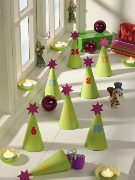 Christmas Advent Calendar Inspirational Ideas (34)