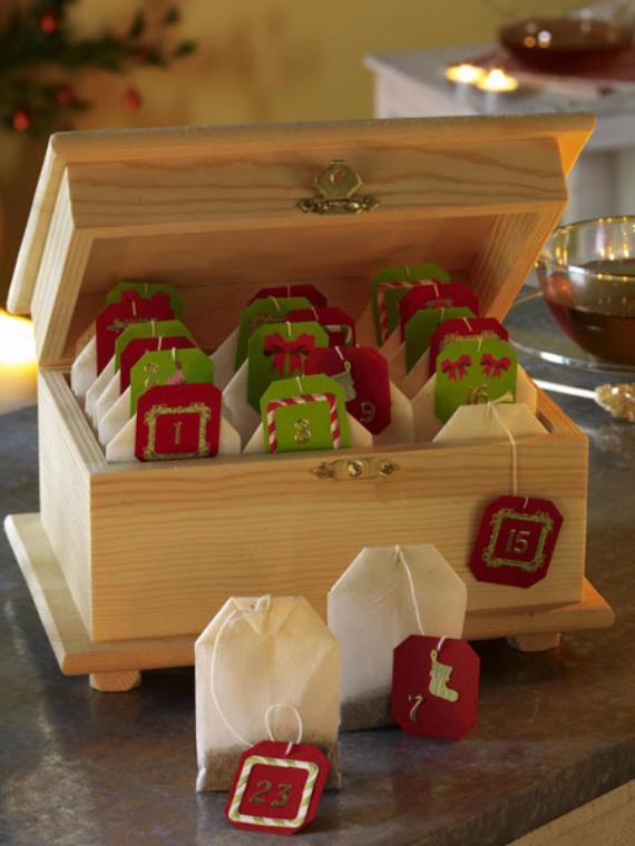 Christmas Advent Calendar Inspirational Ideas (35)
