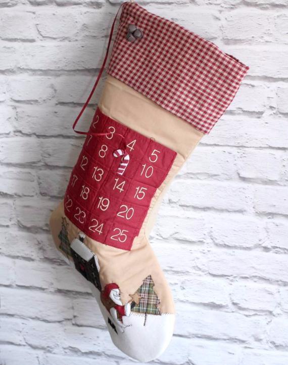 Christmas Advent Calendar Inspirational Ideas (38)