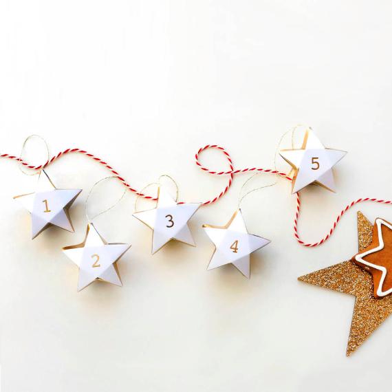 Christmas Advent Calendar Inspirational Ideas (49)